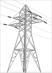 Airborne Power Line Inspection Service